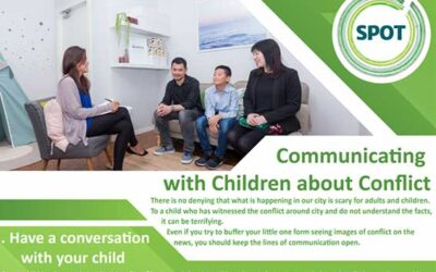 Communicating with Children about Conflict