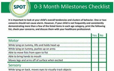 Child Development Milestone Checklist